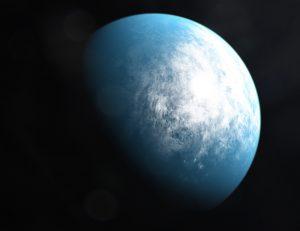 Exoplaneta TOI 700 d