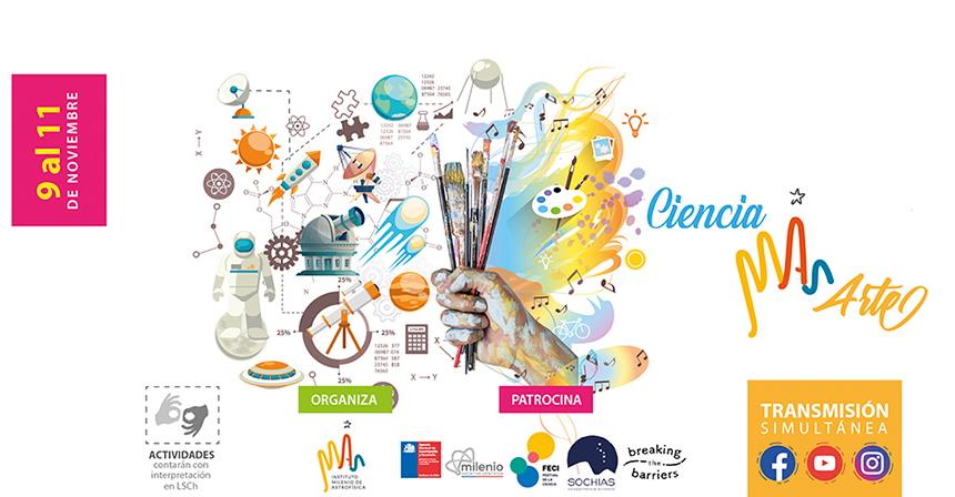 Festival Ciencia MAS Arte
