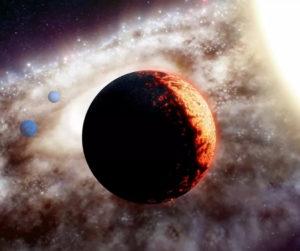 Exoplaneta supertierra TOI-561b