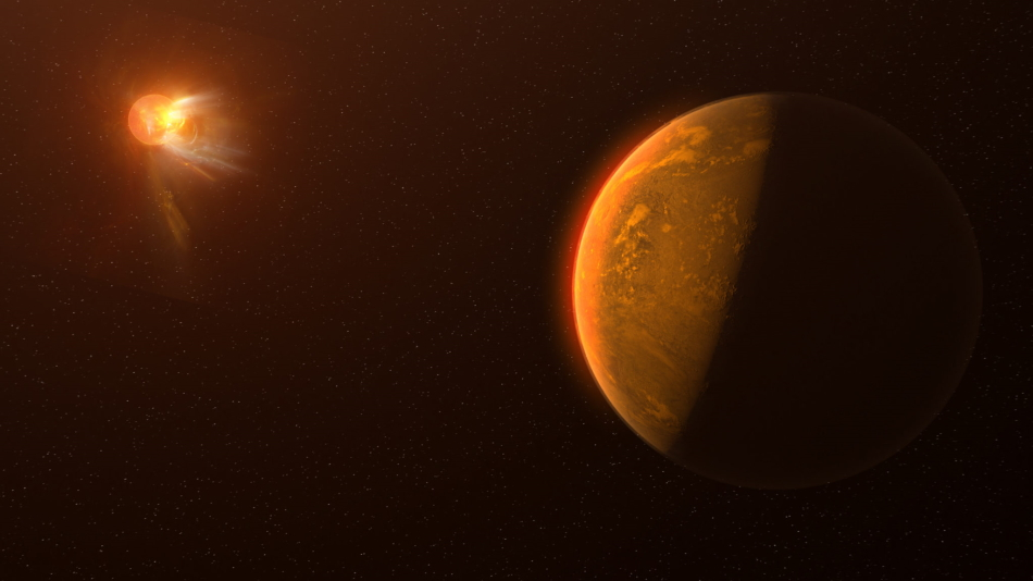 Llamarada Próxima Centauri