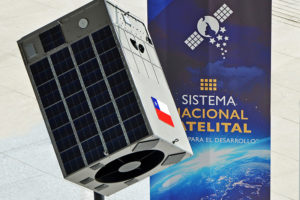 Modelo satélite
