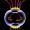 Tormenta de rayos gamma cerca de un agujero negro